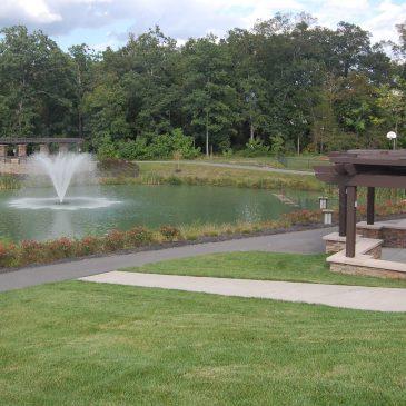 Westridge pond
