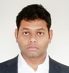 Photograph of Anurag Biswas, Director at Large